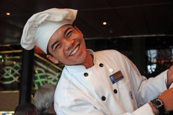 happy server
