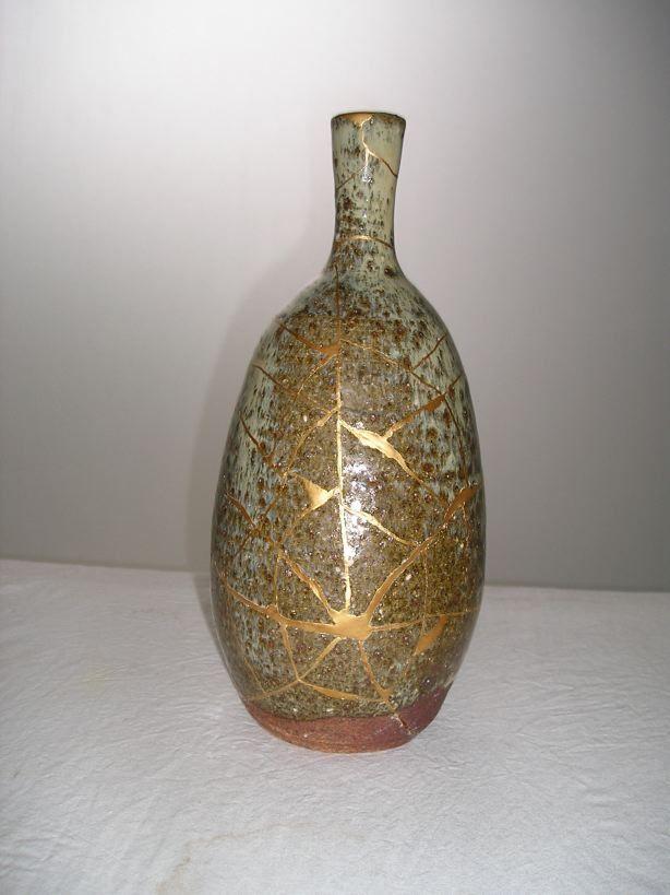 Broken Pottery Lily Mugford